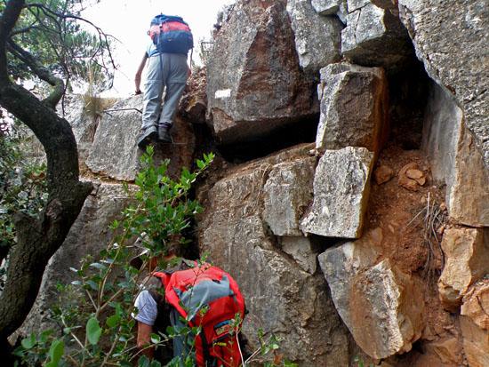 foto Cova dels Ermitans