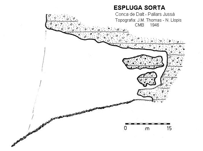 topo Espluga Sorta