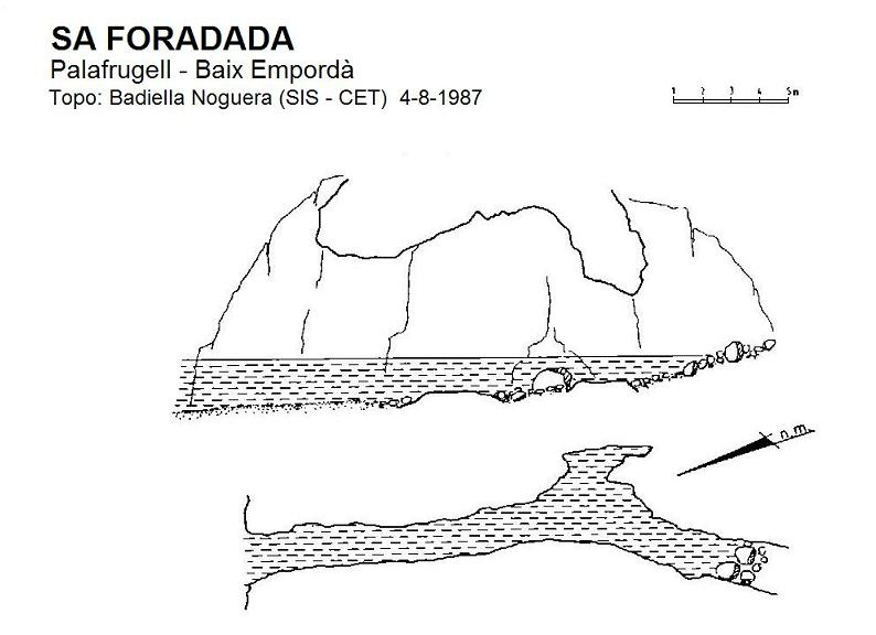 topo Sa Foradada