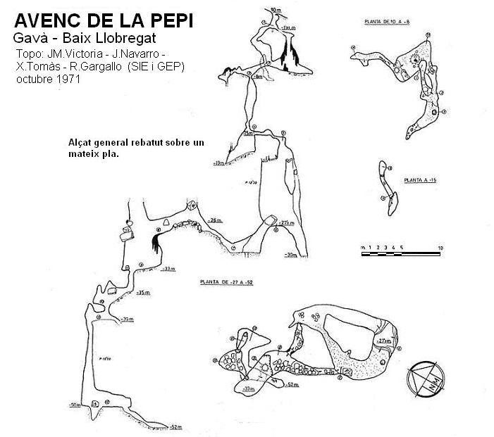 topo Avenc de la Pepi