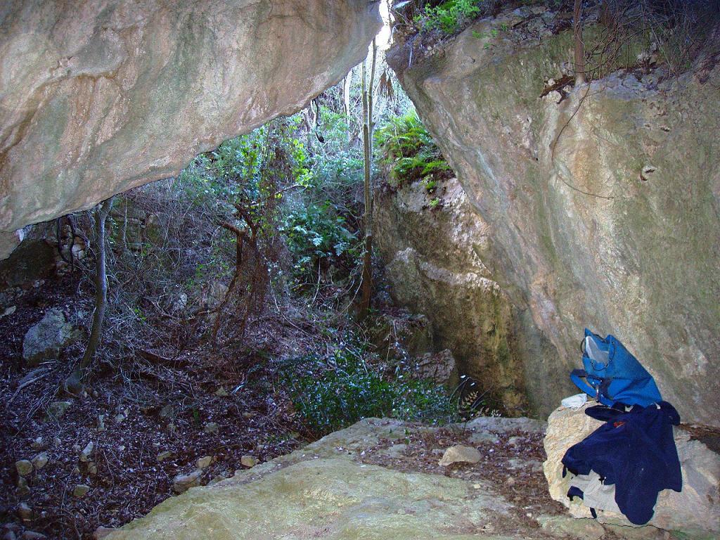 foto Cova de l'Aigua