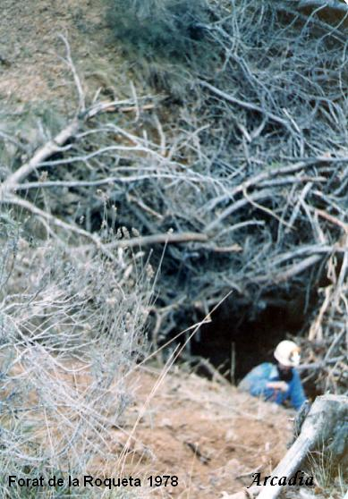 foto Forat de la Roqueta