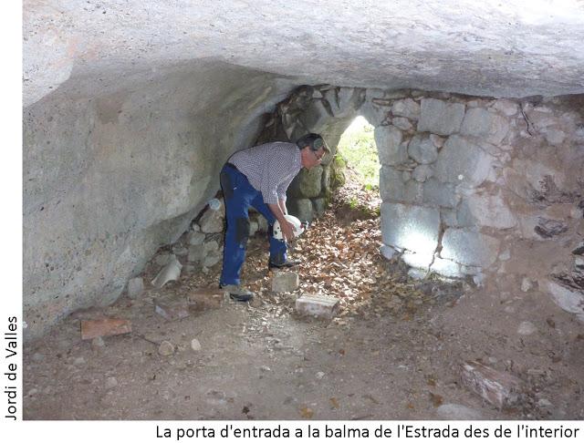 foto Balma de l'Estrada