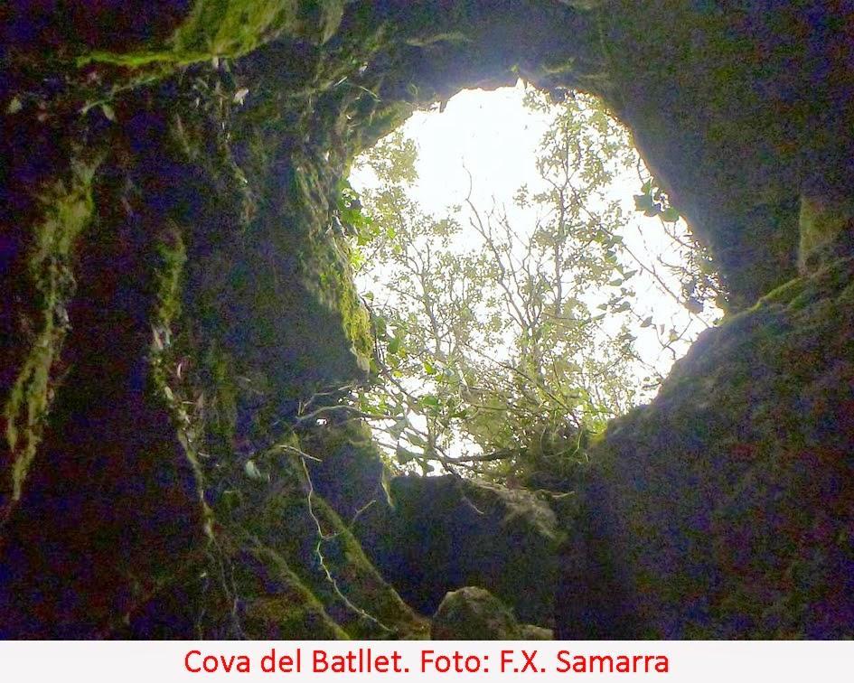foto Cova del Batllet