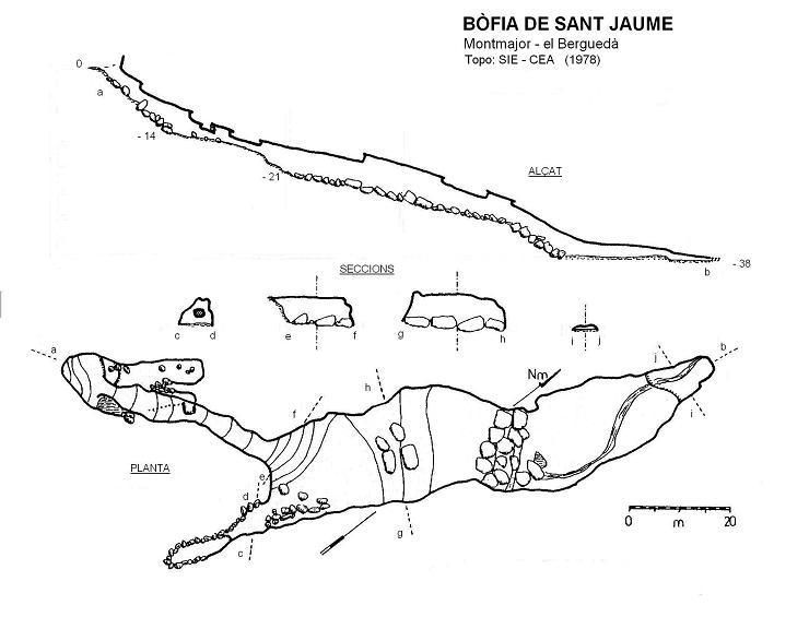 topo Bòfia de Sant Jaume