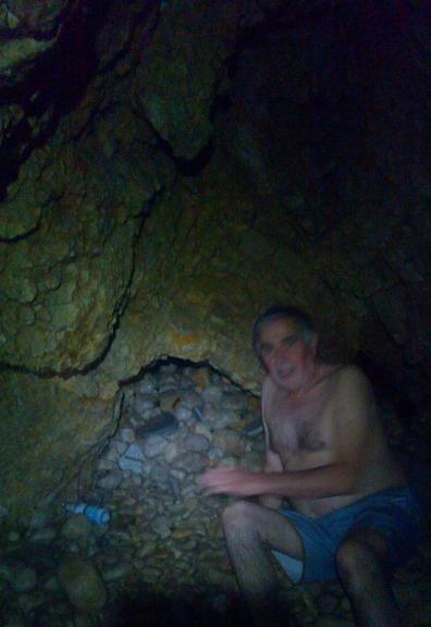 foto Cova del Vell Marí