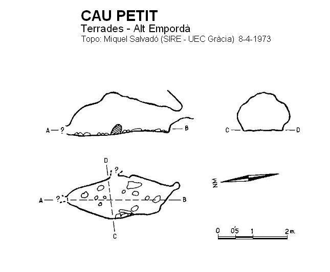 topo Cau Petit