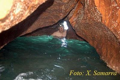 foto Cova de l'Argonauta