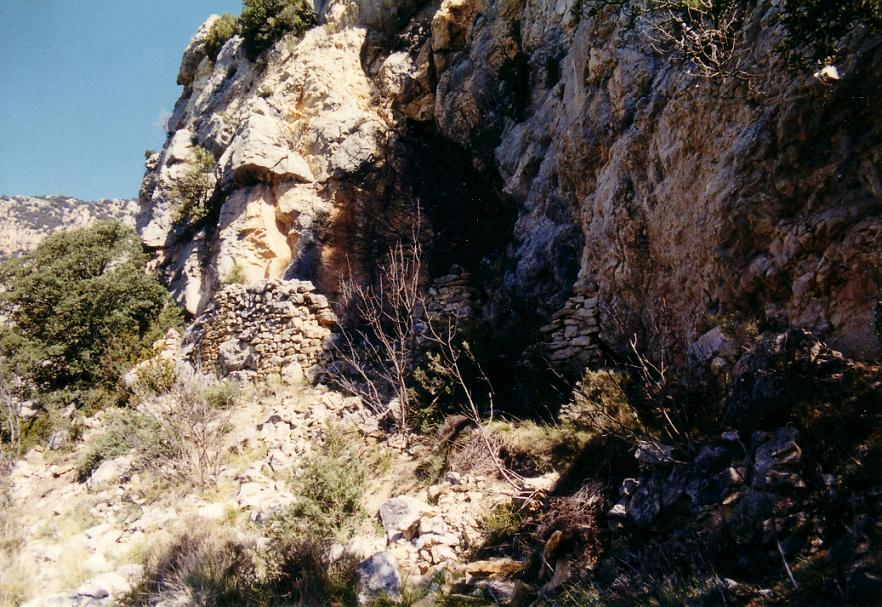 foto Cova de l'Arxipreste