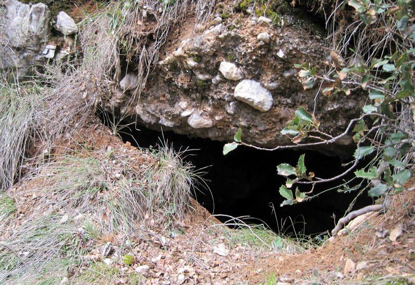 foto Cova del Molinot