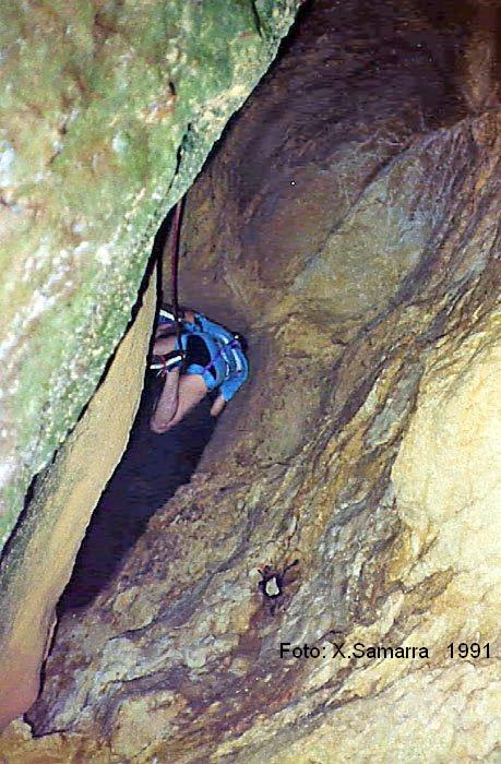 foto Avenc I Cova de la Cala de la Móra