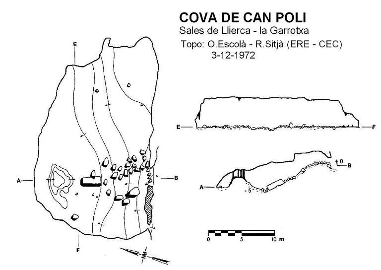 topo Cova de Can Polí