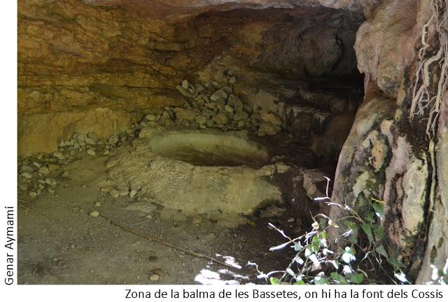 foto Balma de Sant Bartomeu de Fraguerau