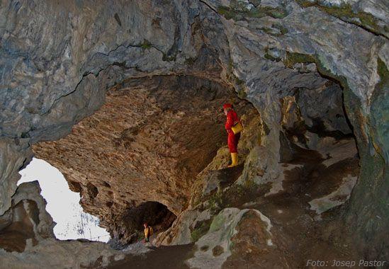 foto Cova de Rialb