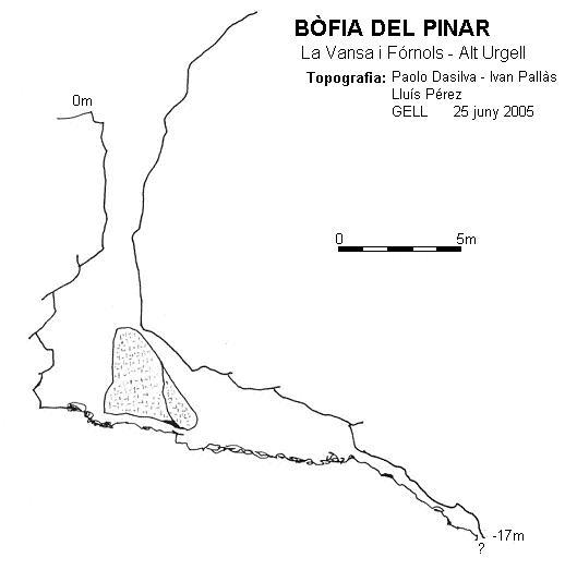 topo Bòfia del Pinar