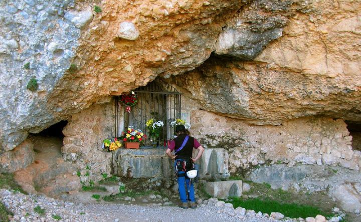 foto Cova de Sant Salvador