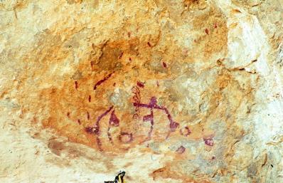 foto Balma del Roc del Rumbau