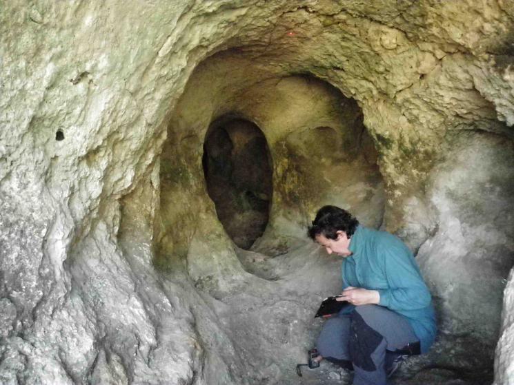 foto Cova del Mas Romeu