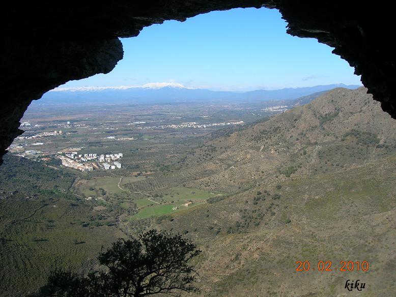 foto Cova Nº2 del Puig de la Malaterra