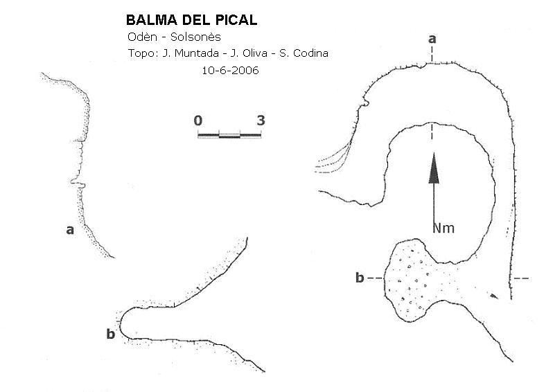 topo Balma del Pical
