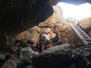 foto Cova de la Guineu