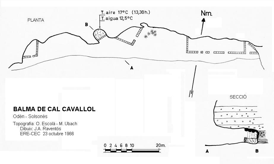 topo Balma de Cal Cavallol