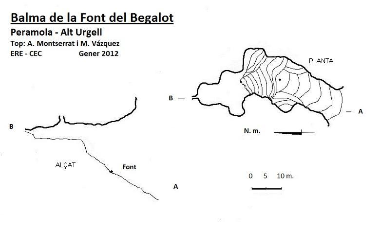 topo Balma de la Font del Begalot