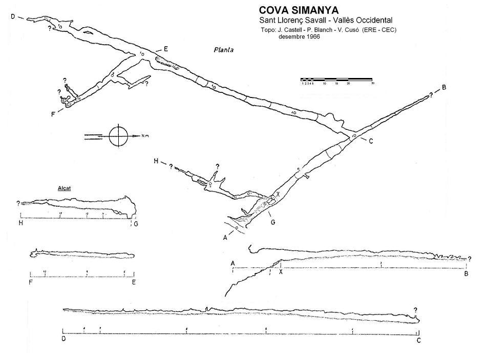 topo Cova Simanya