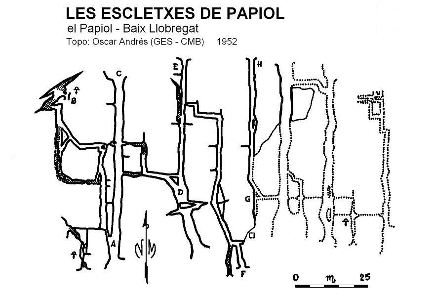 topo Escletxes de Papiol