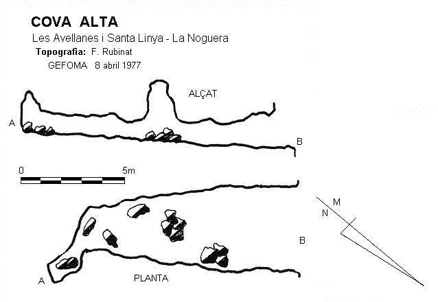 topo Cova Alta