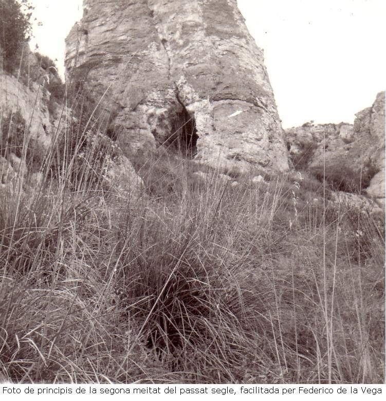 foto Cova de les Agulles
