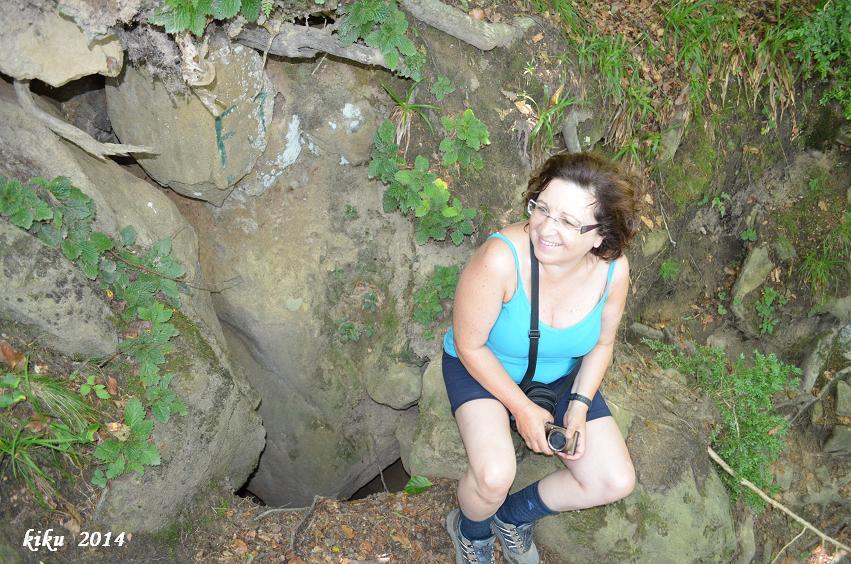 foto Avenc de Can Roca Roja Nº3