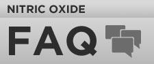 Nitric Oxide FAQ