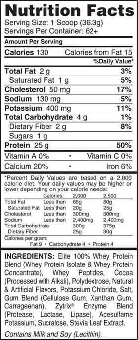 Dymatize Nutrition 100% Whey Protein