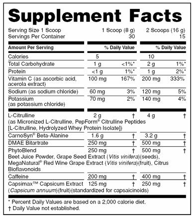 Optimum Nutrition Platinum Pre-