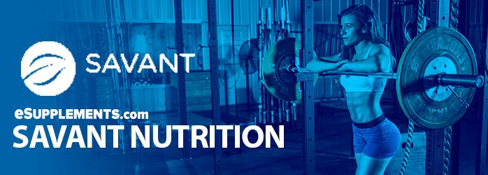 Savant Nutrition Brand
