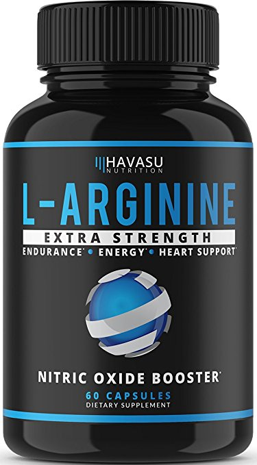 Best L-Arginine Supplements of 2019 Ranked!