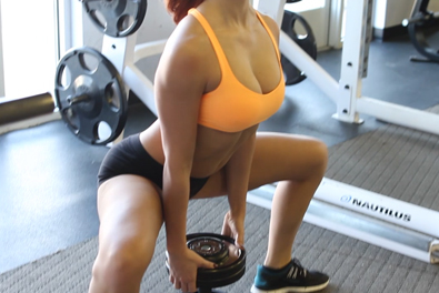Best squat workouts for women- plie squat