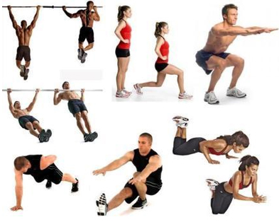 High Intensity Exercises