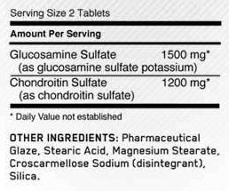 Glucosamine + CSA