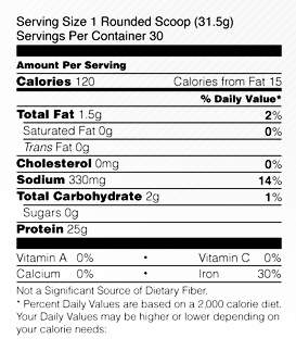 Optimum Nutrition Soy Protein