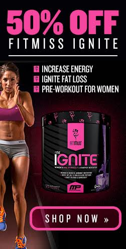 50% Off Fitmiss Ignite