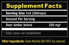 DVS Liquiform SuppFacts