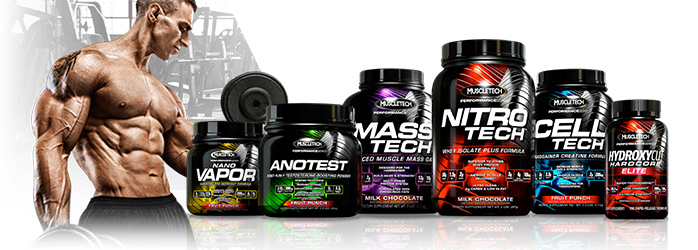 Muscletech Performance Brand