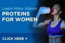 Women's Protein Powders