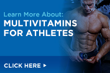 Multivitamins For Athletes & Bodybuilders