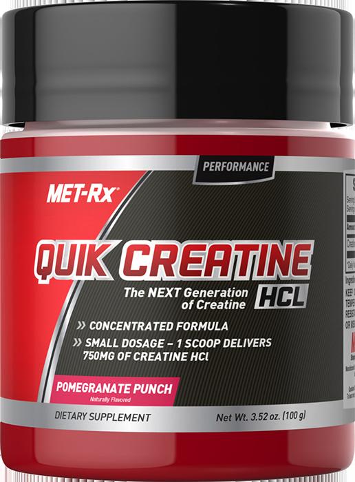 Quik Creatine Powder By Met-Rx