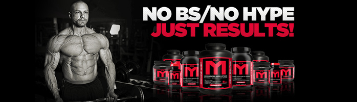 MTS Nutrition Brand