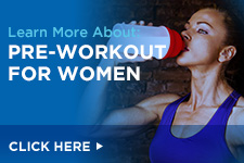 Pre-Workouts For Women