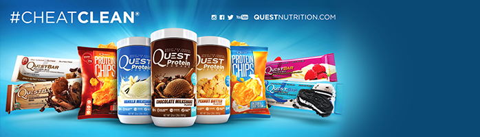 Quest Nutrition Brand